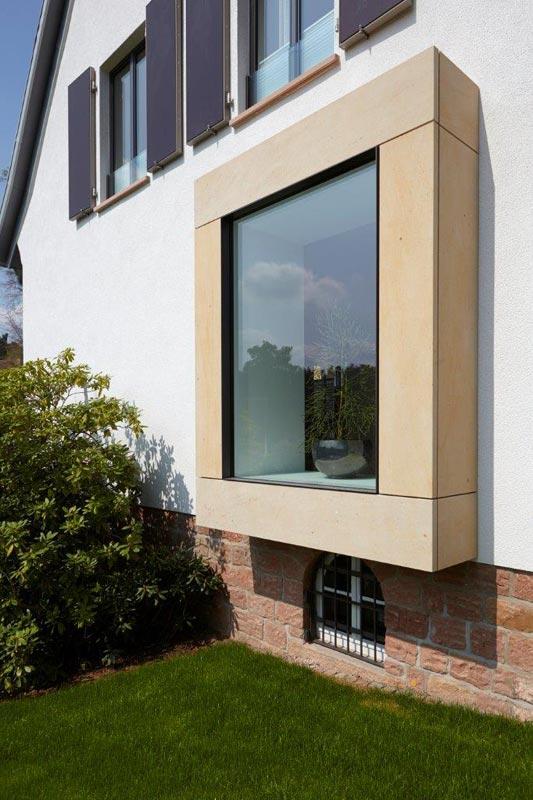 Naturstein Wolf - Fensterbank und Sohlbank aus Granit und Marmor