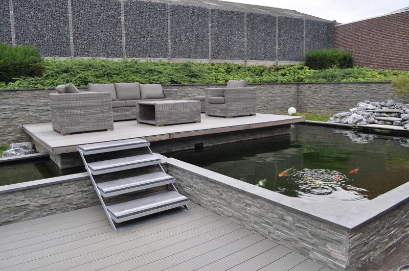 Garten Teiche naturstein wolf - gartenteichgestaltung mit naturstein und findlingen