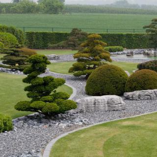 naturstein wolf - gartenteichgestaltung mit naturstein und findlingen, Hause und Garten
